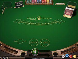 Oasis Pro Poker