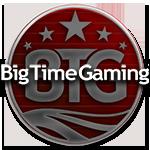 Big Time Gaming Logo Round