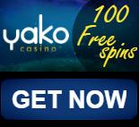 Yako 100spins