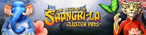 Legend of Shangri-La: Cluster Pays