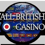 All British Casino logo