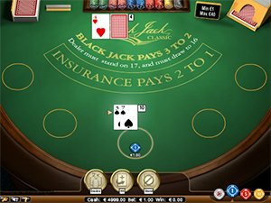 Blackjack Classic Screenshot