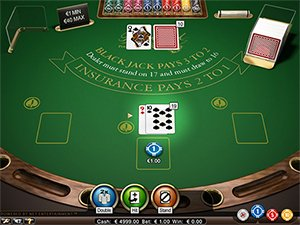 Blackjack Pro Screenshot