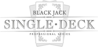 Blackjack Single Deck Logo