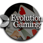 Evolution Gaming Logo Round
