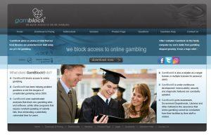 Gamblock website