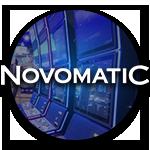 Novomatic Logo Round
