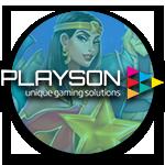 Playson Logo Round