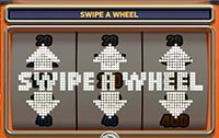 Swipe and Roll Bonus Game